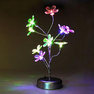 diy make tree light indoors five petal flowers tree led light diy modeling landscape l us 7 68 sold out