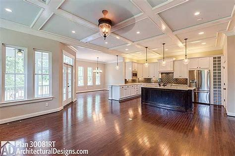 Open Floor Plan Farmhouse by 1000 Ideas About Open Concept Floor Plans On Pinterest