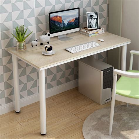 Simple Desks For Home Office Simple Modern Desktop Home Office Desk Computer Desk Portable Laptop Table Study Writing Table