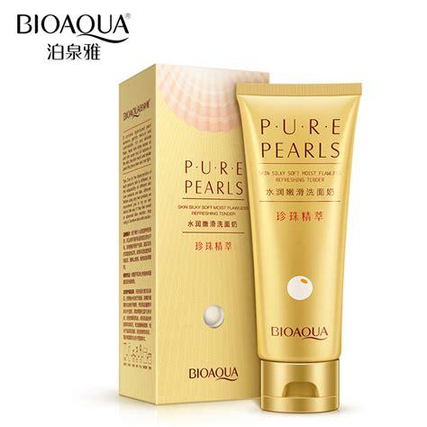 Bioaqua Pearls Lotion Anti Aging bioaqua brand moisturizing cleaning washing