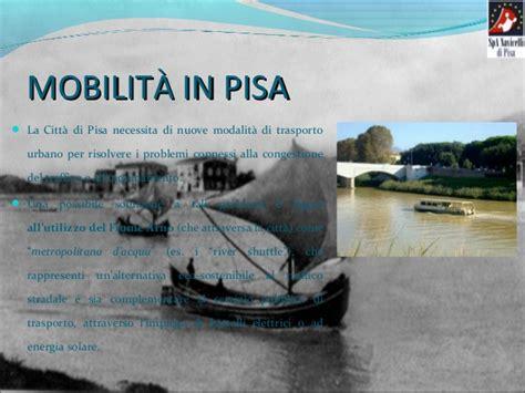 navicelli per una mobilita sostenibile