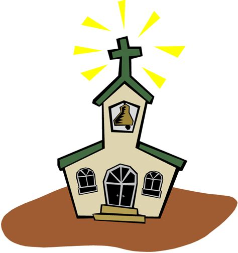church clipart church clip for bulletins clipart panda free