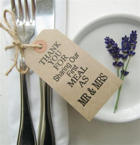rustic wedding table decor wedding favors thankyou for