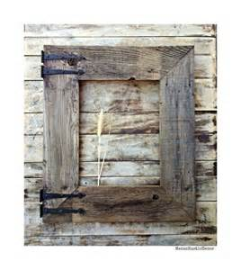 1000 ideas about wood frames on rustic
