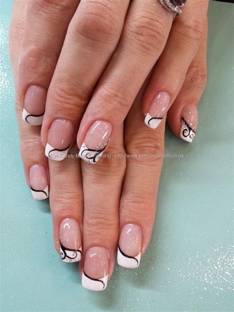 Gel Nails With Tips by Eye Nails Nail Gallery