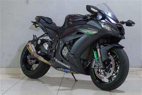 Kawasaki Zx10 by 2016 Kawasaki Zx10 R Abs Motorcycles For Sale In Gauteng