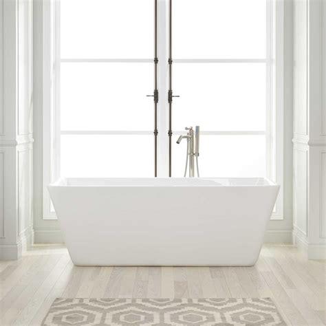 freestanding acrylic bathtubs laxson acrylic freestanding tub acrylic tubs bathtubs bathroom