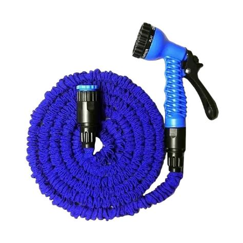 Semprot Selang Air Elastis Magic Hose 7 5 Meter 7 5m jual magic hose selang air elastis 7 5 m