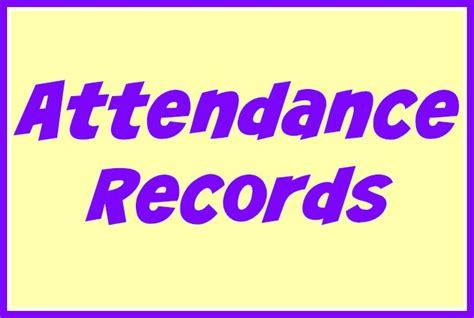 Monthly Expense Report Template attendance register clipart clipartfox 3 gclipart com