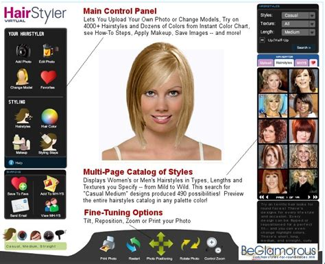 free virtual hairstyles and colors round face hairstyles upload your photo test hair