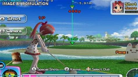 Super Swing Golf Season 2 Usa Nintendo Wii Iso