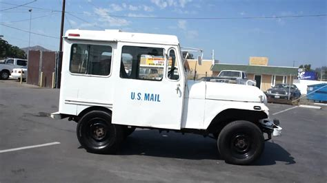 mail jeep for sale craigslist 77 us mail postal jeep amc rhd nice rmd truck for sale