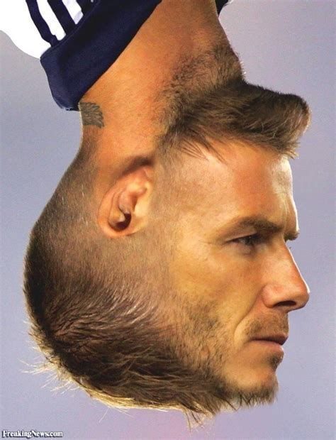funny beckham pictures freaking news