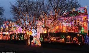 largest light display britain s lights display in wiltshire is
