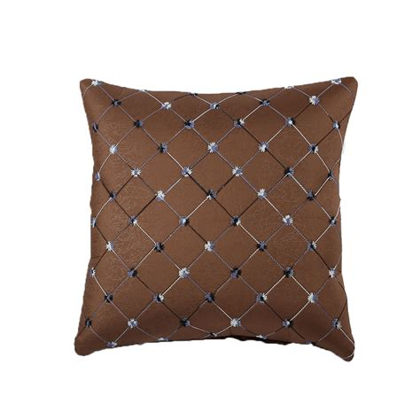 throw pillows for bed decorating home sofa bed decor multicolored plaids throw pillow case