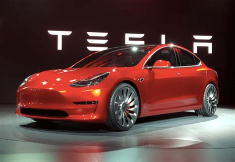 Why Is Tesla Today If You Order A Tesla Model 3 Today Expect A Mid 2018
