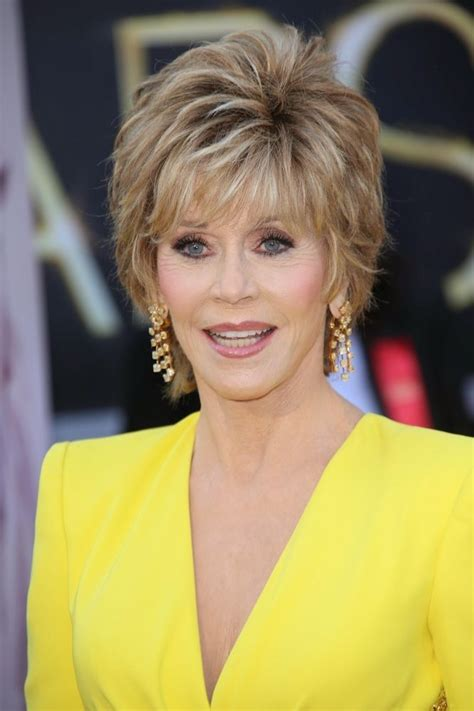 what color hair is jane fondas jane fonda s hairstyle jane fonda hairstyles 2013 2013