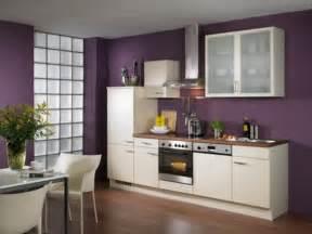 Very Small Kitchen Interior Design 10 Dise 241 Os De Cocinas Color P 250 Rpura