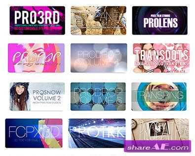 fcpx 187 free after effects templates after effects intro
