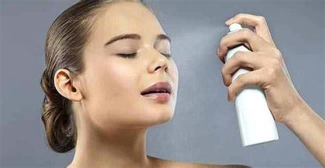 diy setting spray at home diy how to prepare makeup setting spray at home
