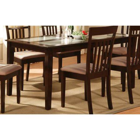 frosted tempered glass table top 4 panels tempered frosted glass top dining table walmart com