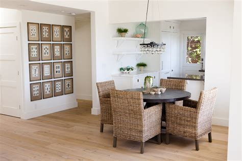 Dining Room Chairs Contemporary Wicker Dining Chairs Dining Room Contemporary With Artwork Baseboards Cottage Country
