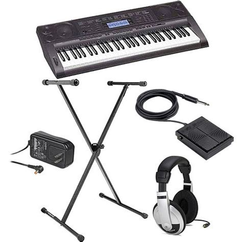 Keyboard Casio Ctk 5000 Surabaya casio ctk 5000k 61 key portable keyboard value bundle b h