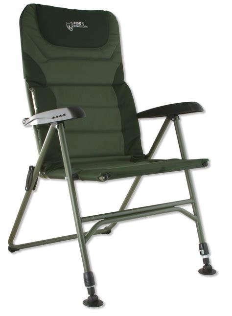armchair warrior fox carp fishing warrior arm chair xl or compact arm chair