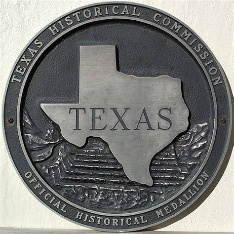 texas historical markers map texas historical commission flickr photo