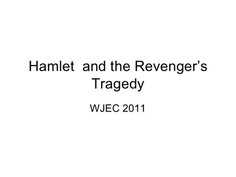 hamlet themes and techniques hamlet 2011 key themes