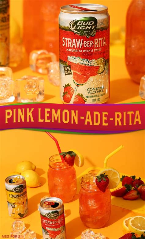 bud light and lemonade 42 best bud light rita recipes to try images on pinterest