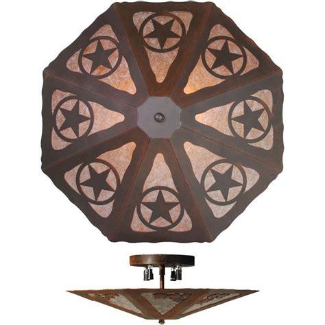 octagon ceiling light fixture rustic lighting octagon ceiling