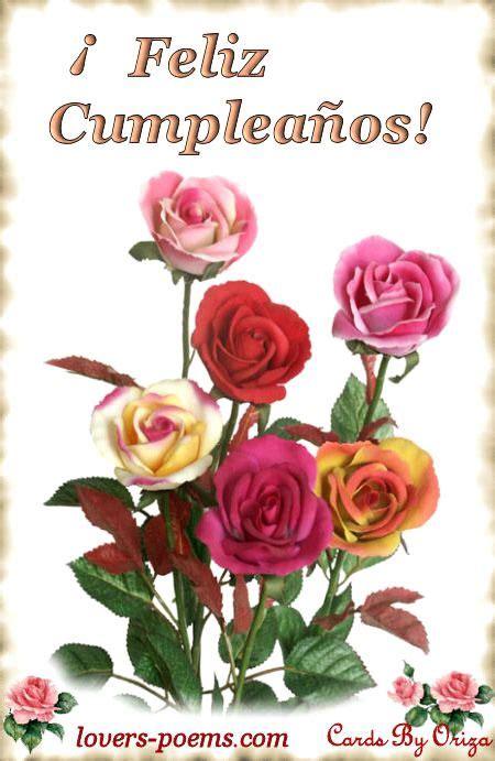 imagenes de feliz cumpleaños amiga rosas 161 feliz cumplea 241 os feliz cumplea 241 os imagen 7281 para