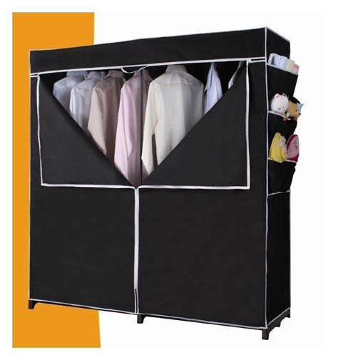 Portable Closet Racks by Wardrobe Closet Portable Wardrobe Closet Garment Rack