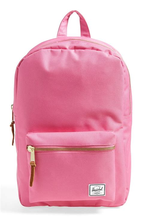light pink herschel backpack herschel supply co settlement mid volume backpack