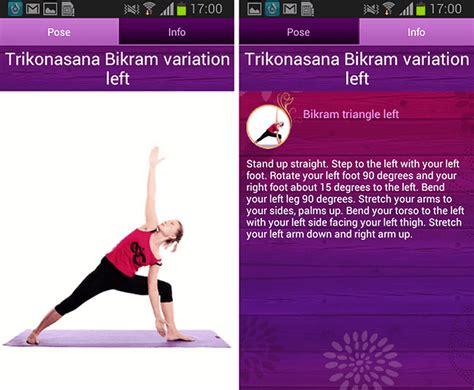 tutorial de yoga gratis aplicaciones de yoga gratis para android androidpit