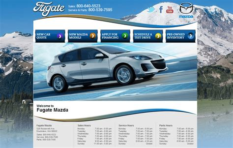 mazda website best automotive websites dealer eprocess