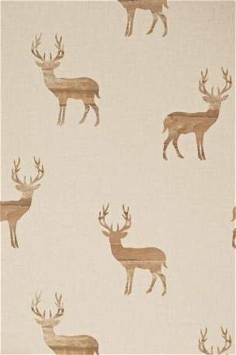 buy wooden stag wallpaper from the next uk shop