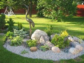 Garden Rock Ideas 25 Best Ideas About Rock Garden Design On