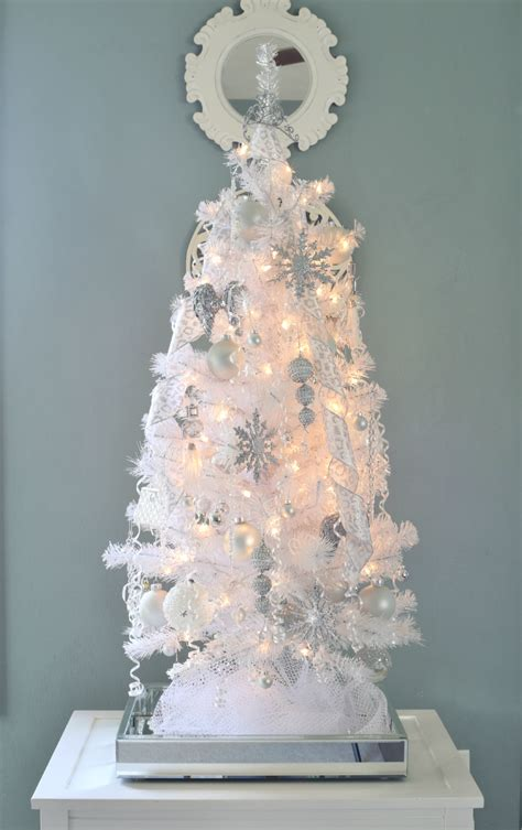 winter white tree a winter tree sand and sisal