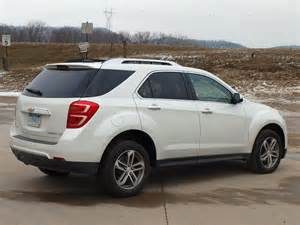 2016 chevrolet equinox specs and features carfax