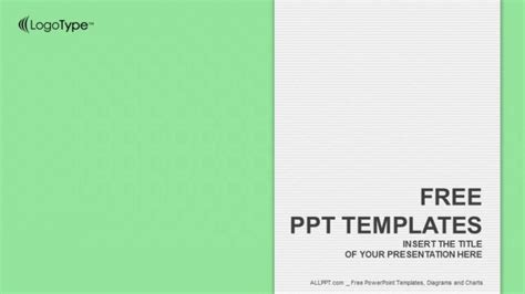 powerpoint template simple white paper simple powerpoint templates
