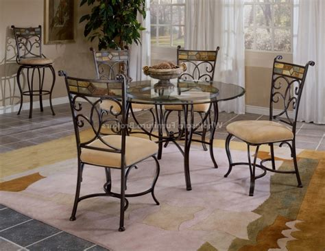 best glass round dining table set contemporary parabellum