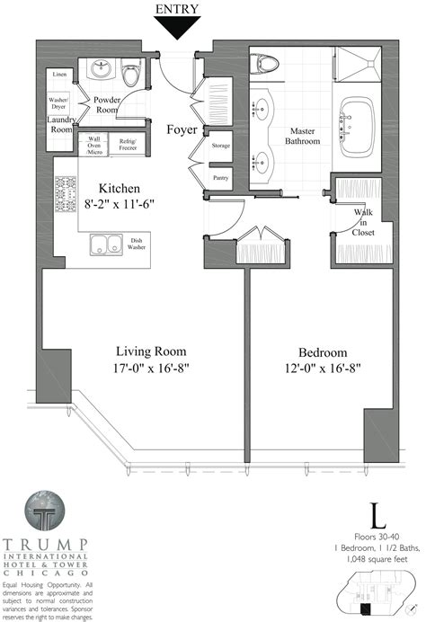 trump tower floor plans trump tower chicago floor plans gold coast realty