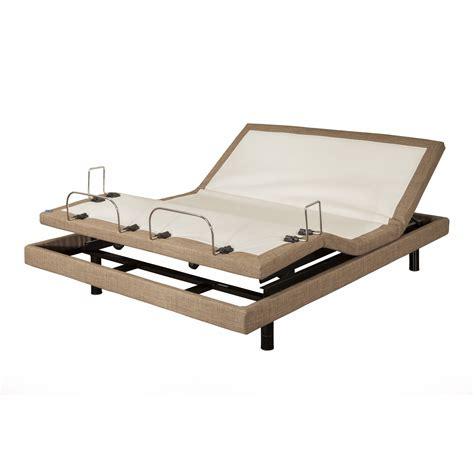 blissfulnights full electric  adjustable bed wayfairca