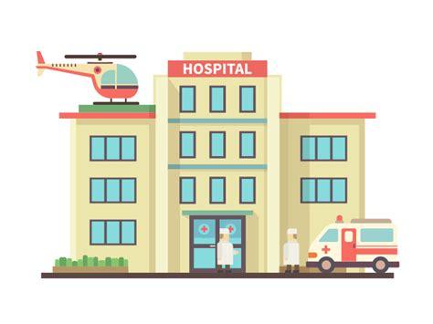 hospital clipart hospital building flat illustration