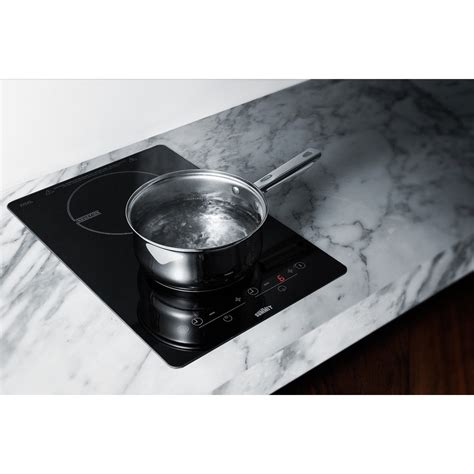 Induction Cooktop Deals Summit Sinc2b120 2 Burner Induction Cooktop 120 Volts