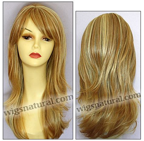 what color was melinda hair color in the ghost whisperer shanghai wig collection color 613 wig ponytail