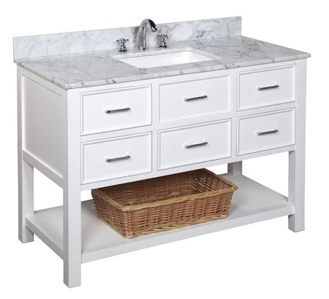 Bathroom Vanities Nh Kitchen Bath Collection Kbcd9wtcarr New Hshire Bathroom Vanity With Marble Countertop