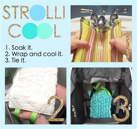 turquoise gold introducing the strolli cool